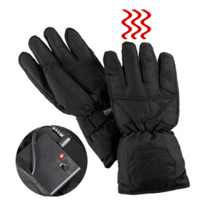 Heated Gloves (Battery Operated) - Stay Warm This Winter - Use Code PreFB5 for 5% Off!