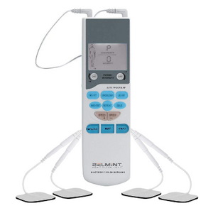 Tens Electronic Pulse Massager for Muscle Stiffness, Soreness, Chronic Pain and Stress - Ships Next Day!