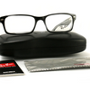 Ray-Ban Black RX Eyeglasses Frames - 3 Styles - Ships Next Day!