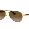 Ray-Ban Polarized Pilot Sunglasses (RB3549) - Ships Next Day!