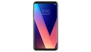 LG V30+ 128GB Factory Unlocked (GSM + CDMA) Smartphone (AT&T, T-Mobile, Verizon, Sprint) - Ships Next Business Day!