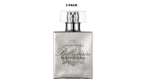 Pack of 3: Billionaire Boyfriend Perfume Spray by KATE WALSH 0.5 oz - Ships Next Day!