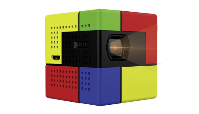 Smart Beam: One of the Smallest Mini Projectors on the Market - Ships Next Day!