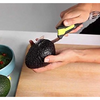 4-in-1 Avocado Slicer Stainless Steel - Cut, Pit, Slice and Mash Avocado - Ships Next Day!