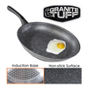 "Granite Tuff Non-Stick Fry Pan + ""Forever Sharp Knife Guaranteed"" Combo Bundle - Ships Next Day!"