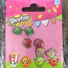 PRICE DROP: 30 Pieces - Shopkins Earrings, Pendants and Necklaces - Assorted (10 Packs of 3)