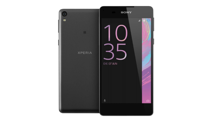 "Sony Experia E5 Unlocked GSM - 5"" Screen, 16GB, 13MP F3313 Smartphone (Certified Refurbished)"