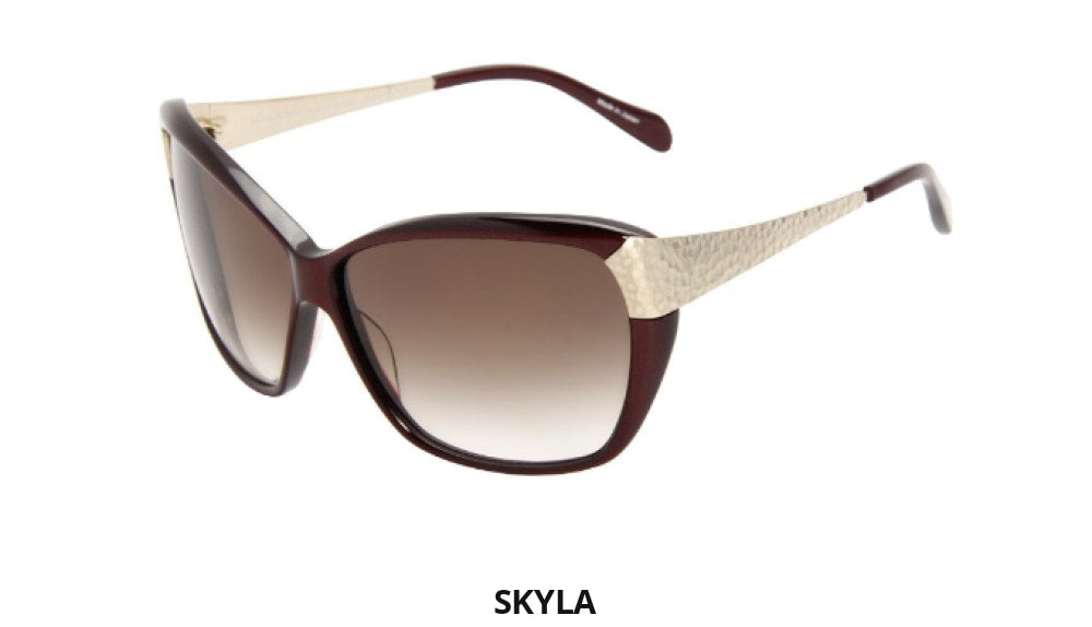 Oliver Peoples Womens Sunglasses Warehouse Clearance Sale - Ships Next Day! Skyla