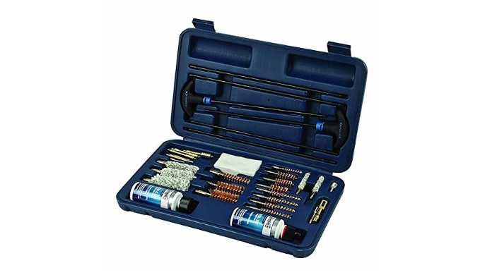 Gunslick 34 Piece Molded Gun Cleaning Kit + Hard Case - Ships Next Day!