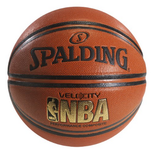 Spalding NBA Velocity Premium Basketball (Official Size) - Ships Next Day!