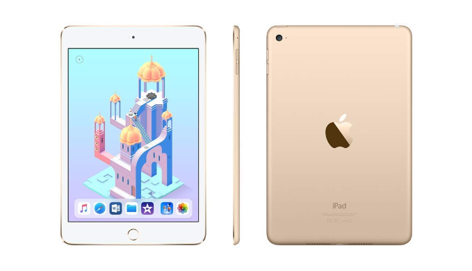 Apple 128GB iPad Mini 4 (Wi-Fi) 3 Color Options (Brand New) - Ships Next Day!