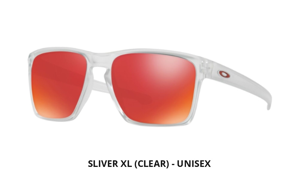 d4fbb1e10a Oakley Store Display Clearance  Sliver Crossrange Conquest And More! Xl  (Clear) -