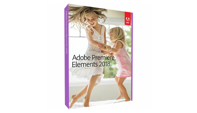 Adobe Premiere Elements 2018 Video Editor Full Retail - No Subscription Required - Ships Next Day!
