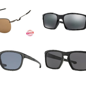 Oakley Unisex Sunglasses (Store Display Units) - Tailpin Enduro Sliver & More!