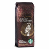 Starbucks Whole Bean Sumatra Regular or Decaf Coffee (Past Best By Dates) - Ships Next Day!