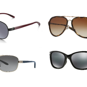 Oakley Womens Sunglasses (Store Display Units) - Tie Breaker Kickback Sanctuary & More!