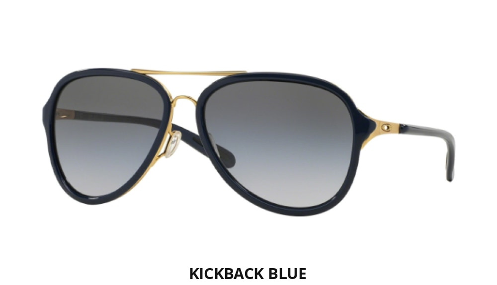 Oakley Womens Sunglasses (Store Display Units) - Tie Breaker Kickback Sanctuary & More! Blue
