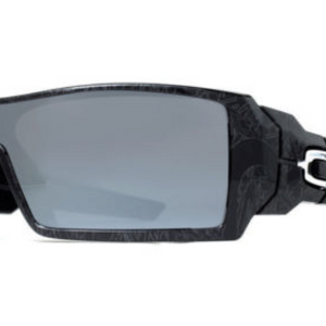 Oakley Oil Rig Black Iridium Rectangular Men's Sunglasses - Ships Next Day!