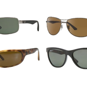 Ray-Ban Polarized Sunglasses Liquidation Sale - Ships Next Day!