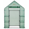 Ogrow Deluxe Walk-In 3 Tier 6 Shelf Portable Greenhouse - Easily Assembled - Ships Next Day!