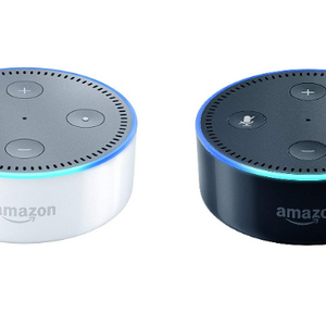 Amazon Echo Dot (2nd Gen) Smart speaker with Alexa - Ships Next Day!