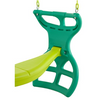 Two Seater Glider Swing w/ Vinyl Coated Chain by Swingan - Hardware Included - Ships Next Day!