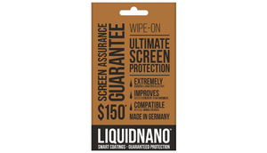 LIQUIDNANO Ultimate Screen Protection + $150-$350 Screen Replacement Warranty - Ships Next Day!