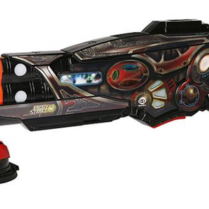 WowWee Light Strike Assault Striker With Simple Target - Ready to Play Out Of Box!