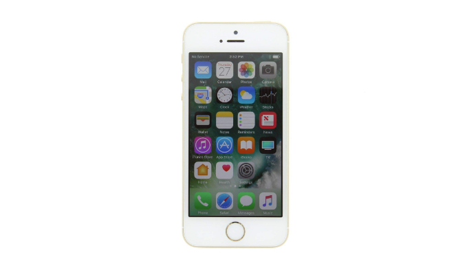 Apple iPhone SE WiFi + 4G Unlocked (Scratch & Dent) - Ships Next Day!