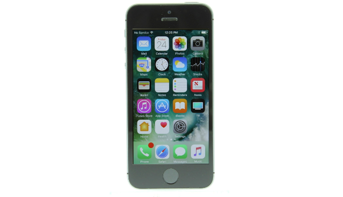 Apple iPhone 6 or SE GSM+CDMA Unlocked Bundle w/ Case, Tempered Glass, & Charger (Certified Refurbished)!