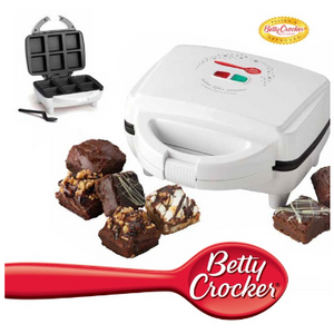 Price Drop: Betty Crocker Brownie Maker And Snack Factory - Ships Next Day! Home