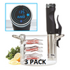 Sous Vide Power Precision Cooker Deluxe with Cooking Rack - Ships Next Day!