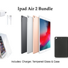Apple iPad Air 2 16GB WiFi + Case + Tempered Glass + Charger Bundle (Refurbished)!