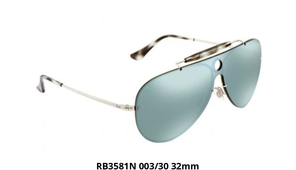 Ray-Ban Blaze Shooter And Highstreet Sunglasses - Ships Next Day! Rb3581N 003/30 32Mm