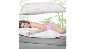 Bamboo Luxury Memory Foam Body Pillow