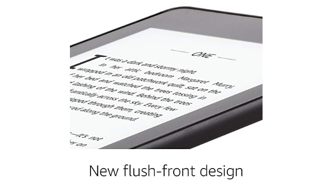 PRICE DROP: All-New Kindle Paperwhite 8GB – Waterproof – Includes