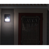 Solar-Powered Night Beam Outdoor Security Light - Ships Next Day!