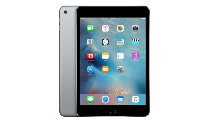 iPad mini 4 Wi-Fi 16GB Space Gray (Refurbished) - Ships Next Day!