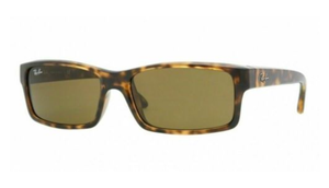 Ray-Ban  Havana Tortoise Frame W/ Brown Lenses Sunglasses (RB4151 710 59MM)