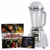 HUGE SAVINGS: Montel Williams 1200 Watt 8-Speed HealthMaster Elite Blender & Emulsifier - Ships Next Day!