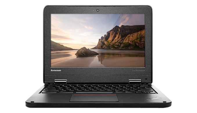 "Price Drop: Lenovo ThinkPad X150E 11.6"" Chrome Notebook, Intel Celeron 16GB SSD, Bluetooth 4.0 - Ships Quick!"