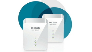 PRICE DROP: D-Link PowerLine 1000Mbps HomePlug Gigabit Network Starter Kit - Includes Two DHP-600AV (New/Open Box) - Ships Quick!