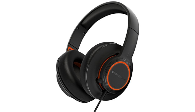 SteelSeries Siberia 150 Gaming Headset with RGB Illumination and 7.1 Virtual Surround Sound (Refurbished)- Ships Quick!