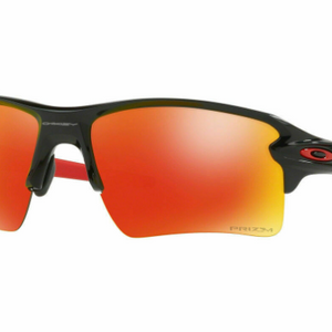 HEAVILY REDUCED: Oakley Flak Jacket 2.0 Prizm Sunglasses - Ships Next Day!