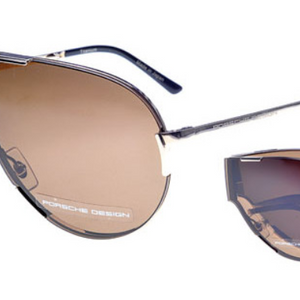HUGE PRICE DROP: Porsche Design Unbreakable Folding Aviator Sunglasses - Ships Next Day!