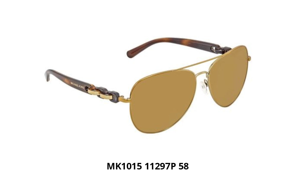 Limited Time Offer: Michael Kors Sunglasses Flash Sale - Ships Next Day! Mk1015 11297P 58