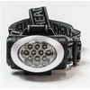 PRICE DROP: Pack of 3 - Water Resistant 20 Lumens 10 LED Headlamp - Ships Quick!