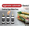 Huge Price Drop: Eggmaster: Hands-Free Automatic Electric Egg Cooker - Spray Crack Done! Home