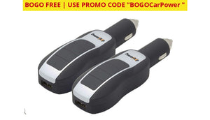 Usb Car Charger With 3 000Mah Power Banks Electronics