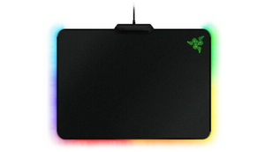 PRICE DROP: Razer Firefly Chroma Hard Non-Slip Base Gaming Mousepad (Recertified) - Ships in 3 Days!
